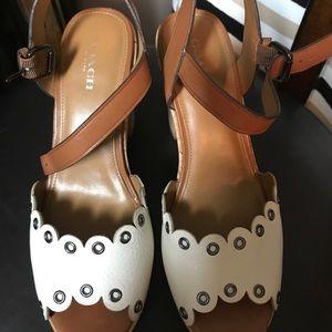 Coach shoes. Size 7